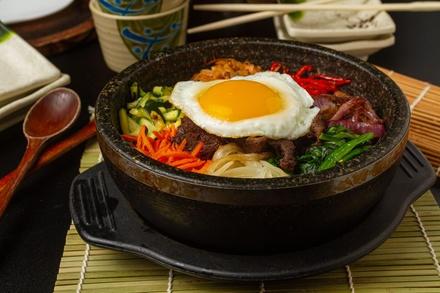 Gangnam Korean BBQ -- Evansville