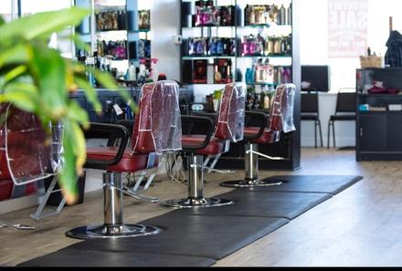 Hashtag Hair Salon