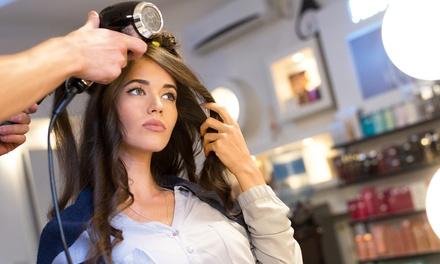 Bailey Notich at Inspire Hair Boutique