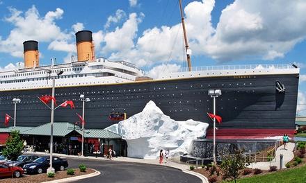 Titanic Branson