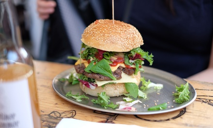 The Original Chop House Burger