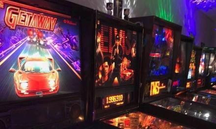 Flip Side Retro Arcade