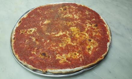 Tony's Famous Tomato Pie