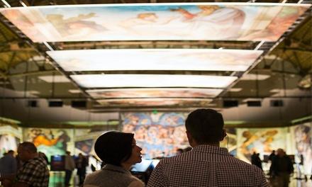 Michelangelo's Sistine Chapel Exhibition