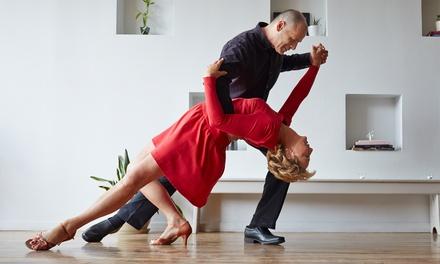Champion Latin and Ballroom Dance