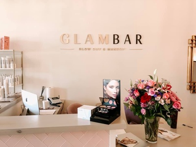 Glambar Blow Dry And Makeup Bar