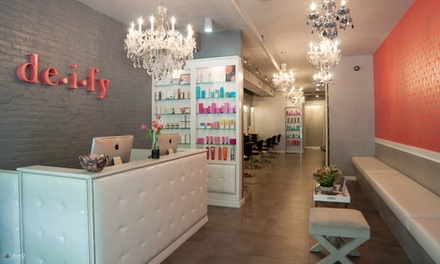 Deify Laser + Beauty Lounge