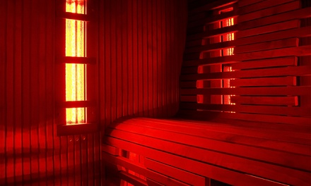 The Preserve Infrared Sauna