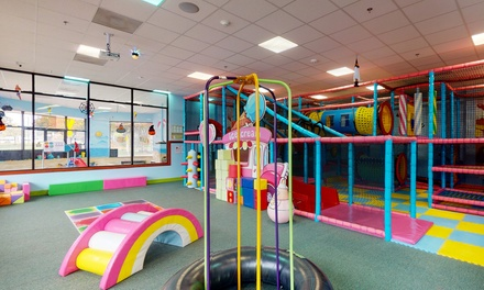 Totsville Indoor Playground