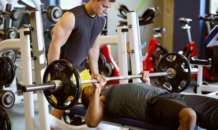 Iron Jox Fitness