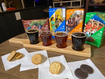 Craft Beer & Girl Scout Cookie Pairing